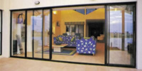 Aluminium Stacking Sliding Doors Sydney